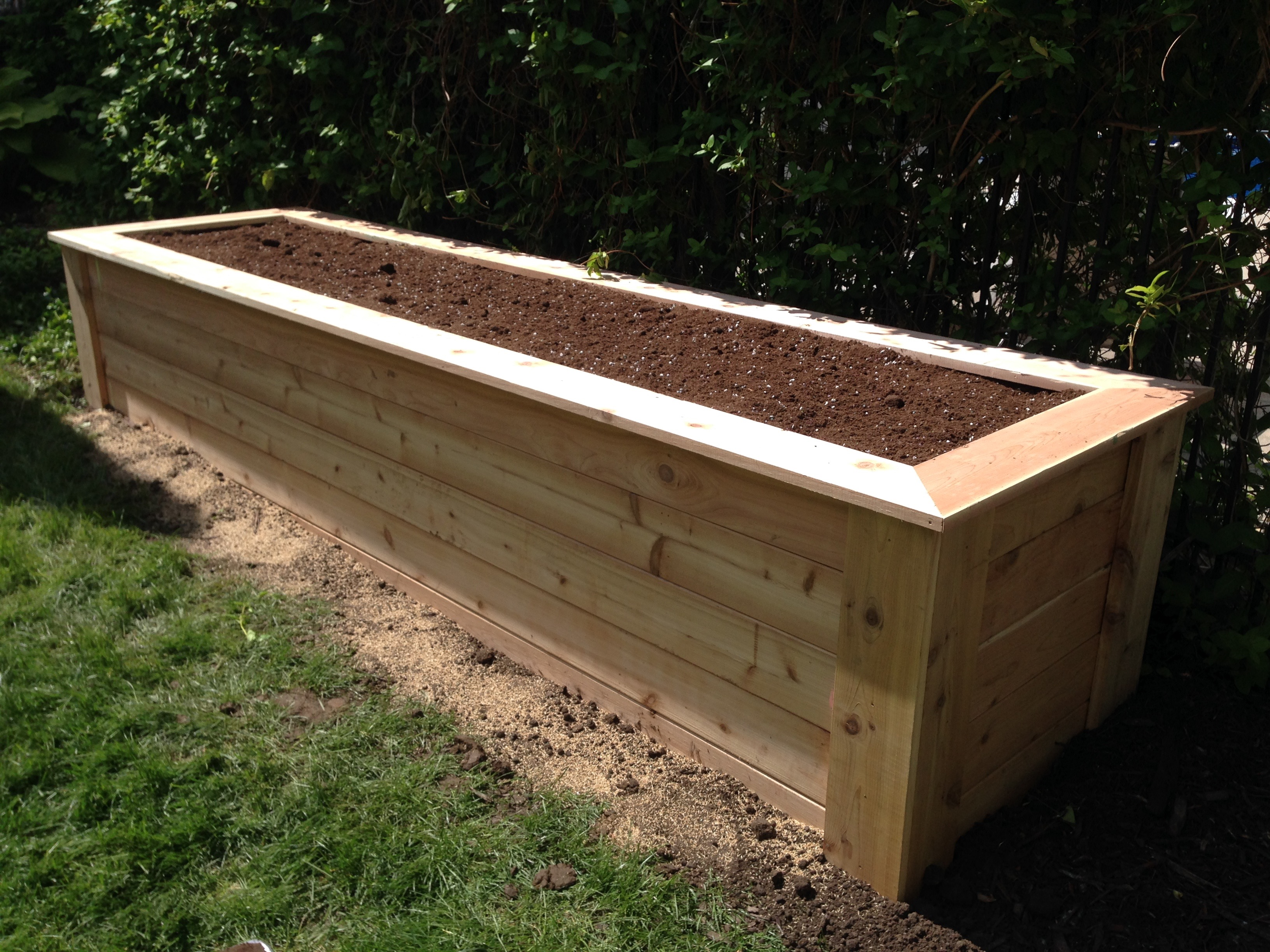 Raised Garden Boxes | Well Rooted Gardens